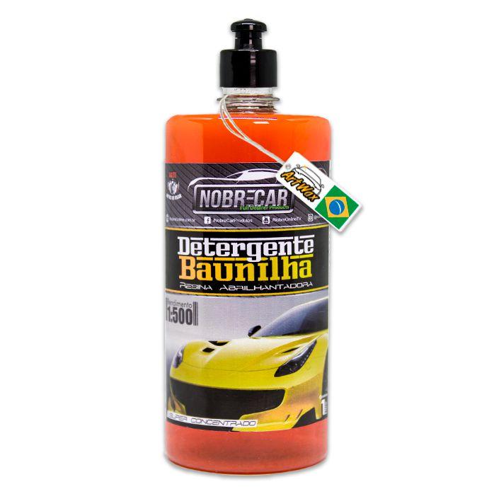 Detergente Baunilha 1:500 Nobre Car 1L