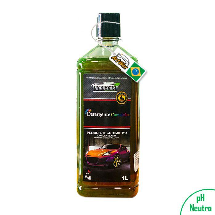 Detergente Camaleão 1:200 Nobre Car 1 Litro