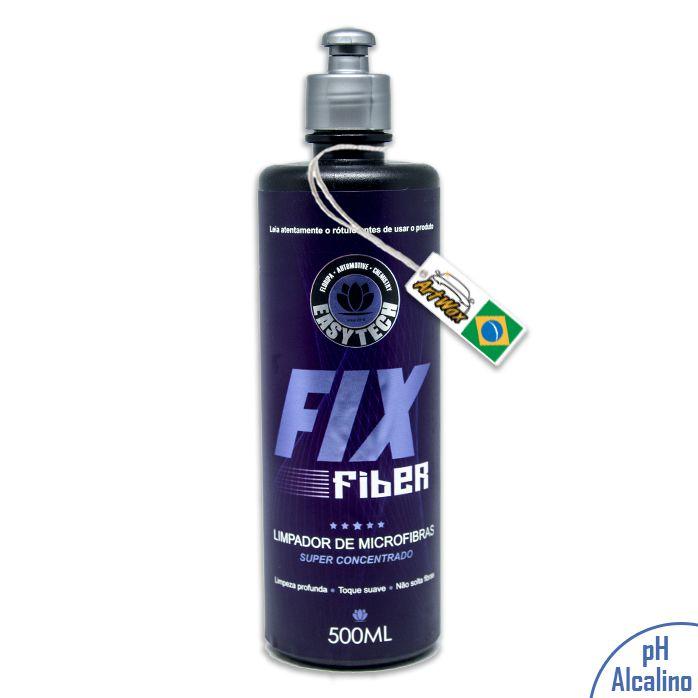Easytech Fixfiber - Limpeza de Microfibras 500ml