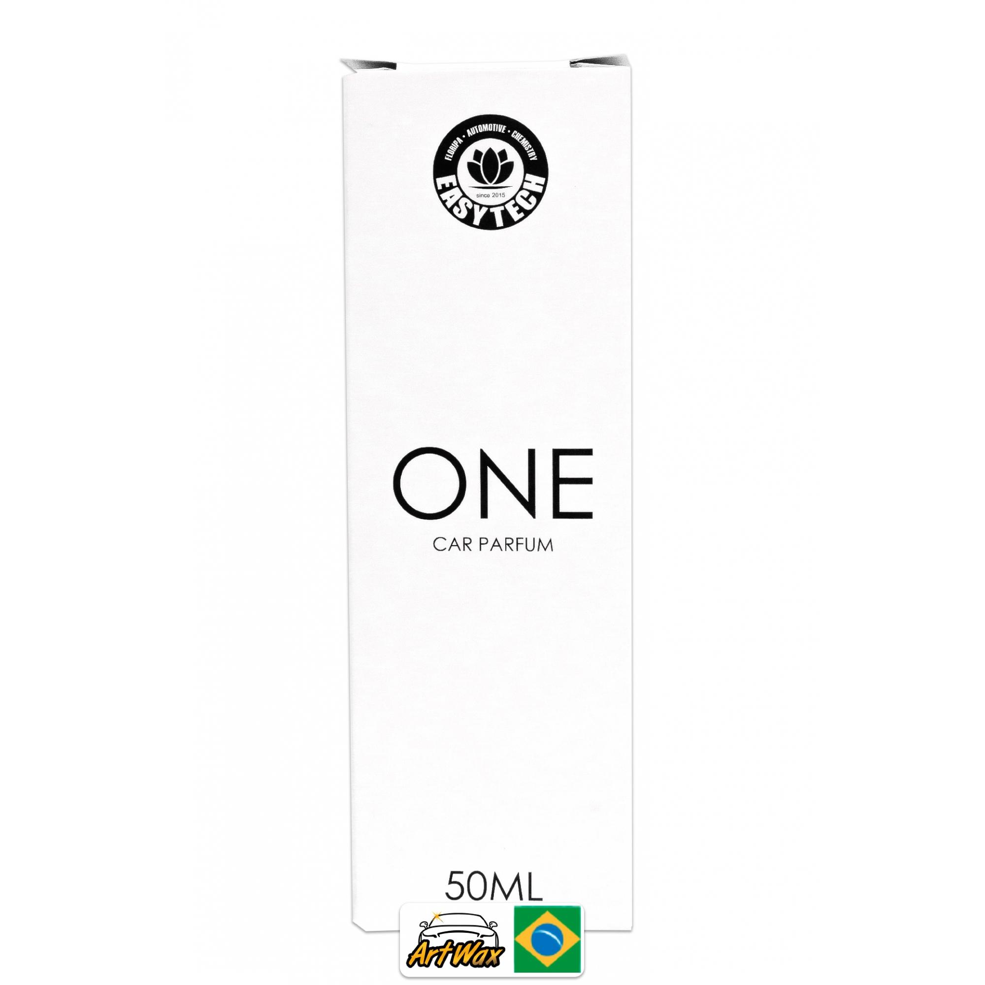 Easytech One Car Parfum - Aromatizante Spray 50ml