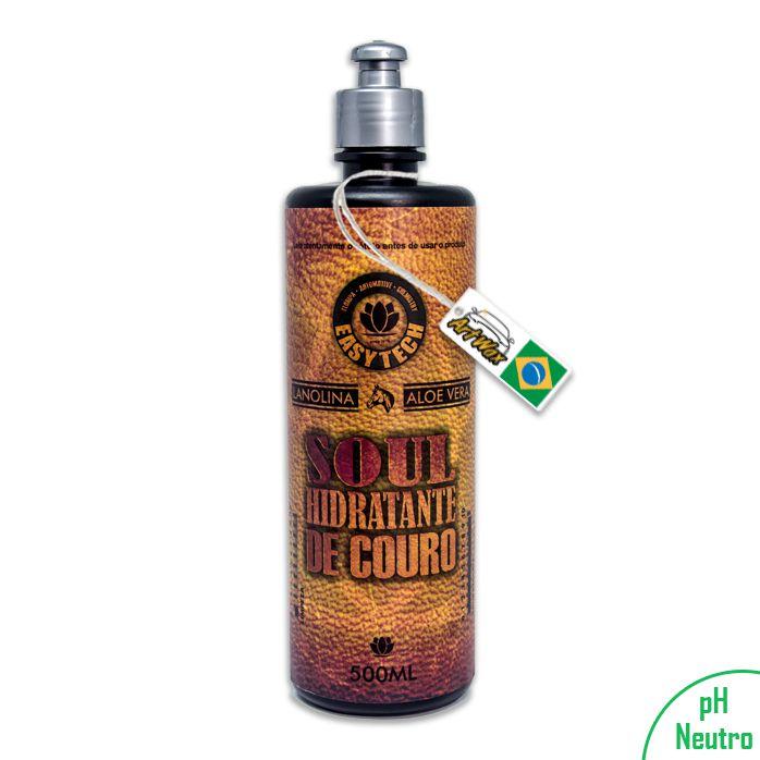 Easytech Soul - Hidratante de Couro 500ml