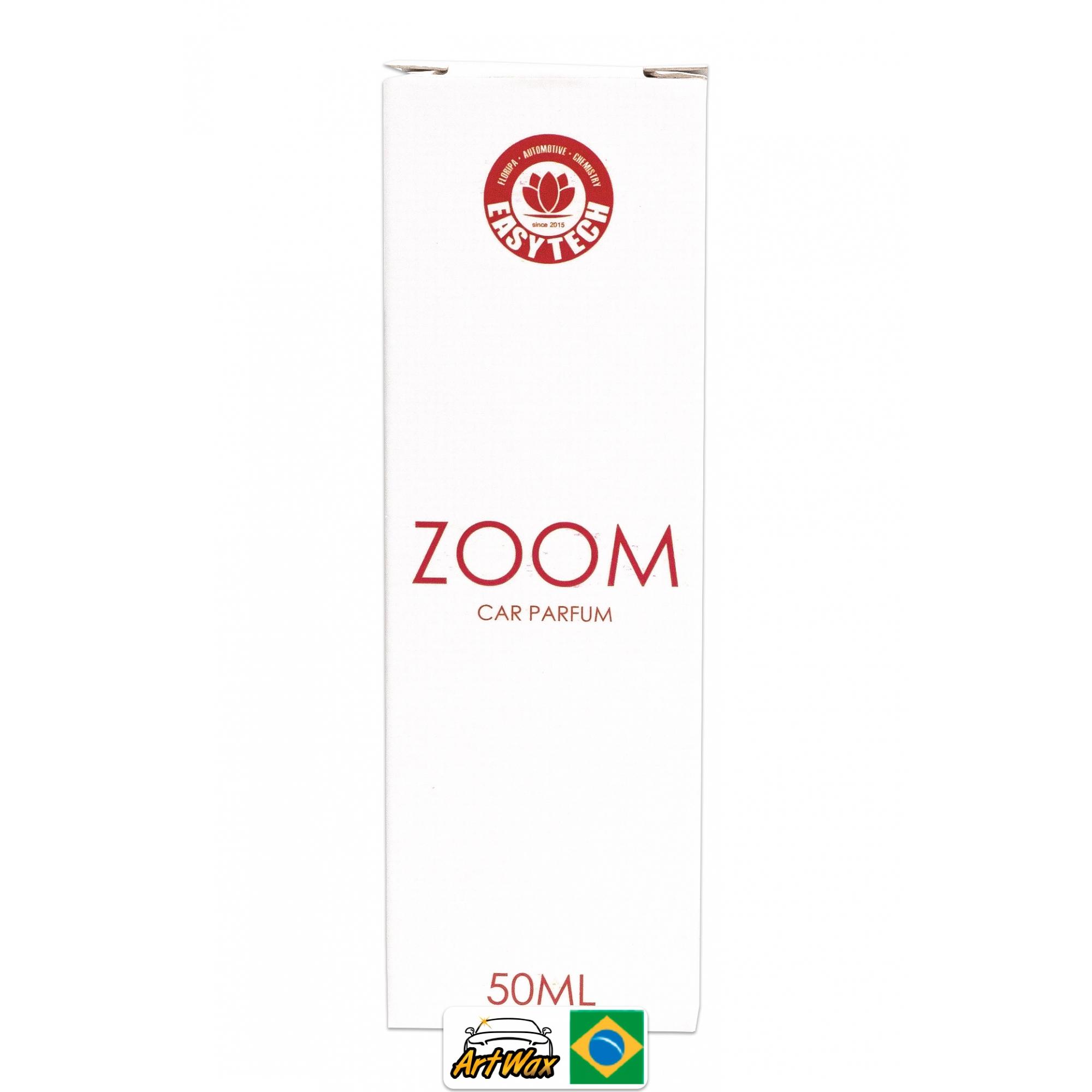 Easytech Zoom Car Parfum - Aromatizante Spray 50ml