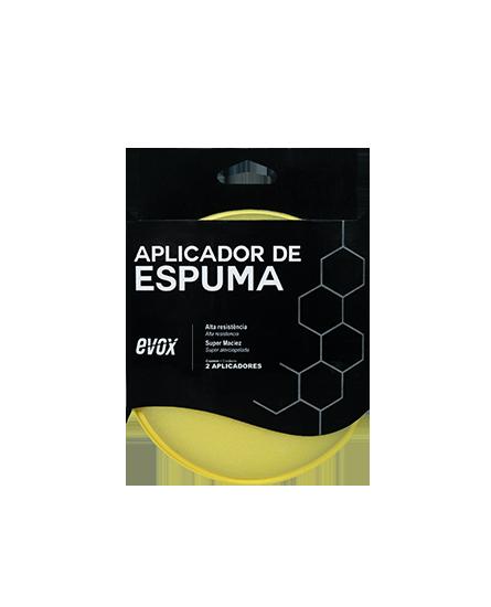 Evox Aplicador de Espuma Ceras e Restauradores 02un