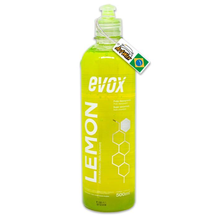 Evox Lemon 500ml - Shampoo Desengraxante
