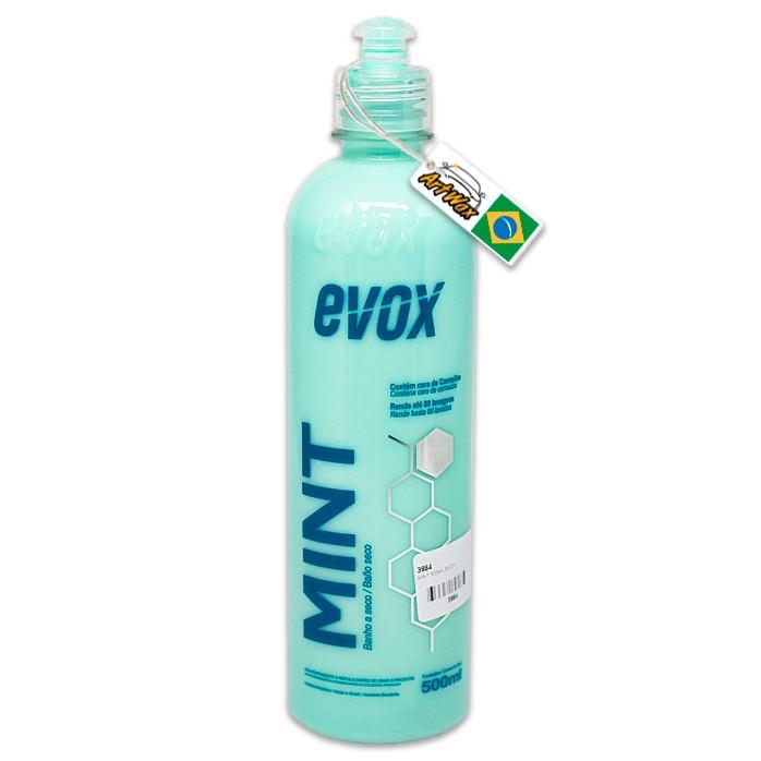 Evox Mint 500ml - Shampoo Lava a Seco Biodegradável