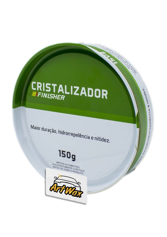 Finisher Cera Cristalizadora - 150g