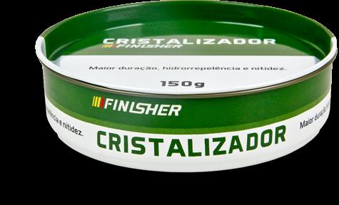 Finisher Cera Cristalizadora - 150g
