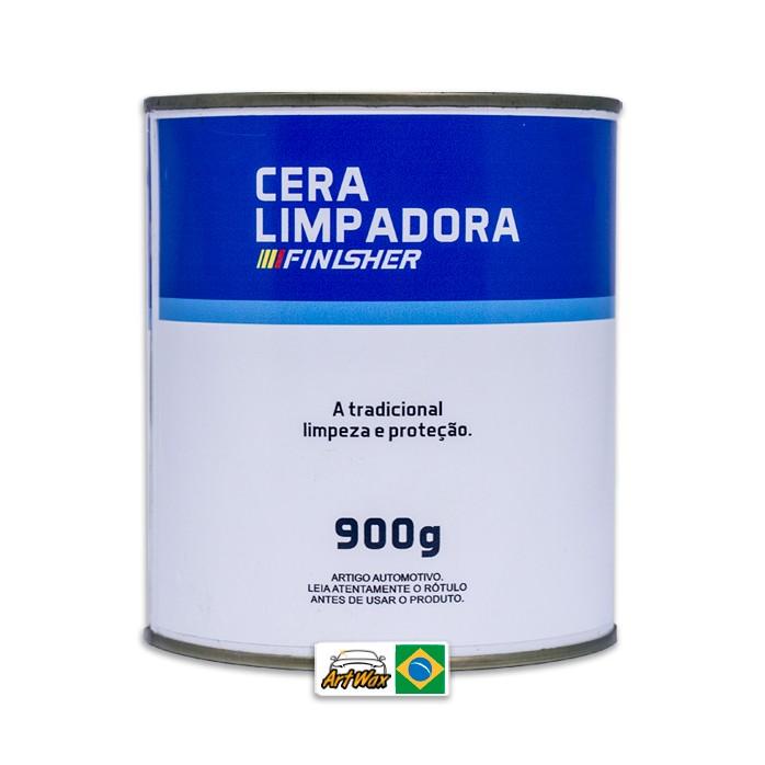 Finisher Cera Limpadora 900g