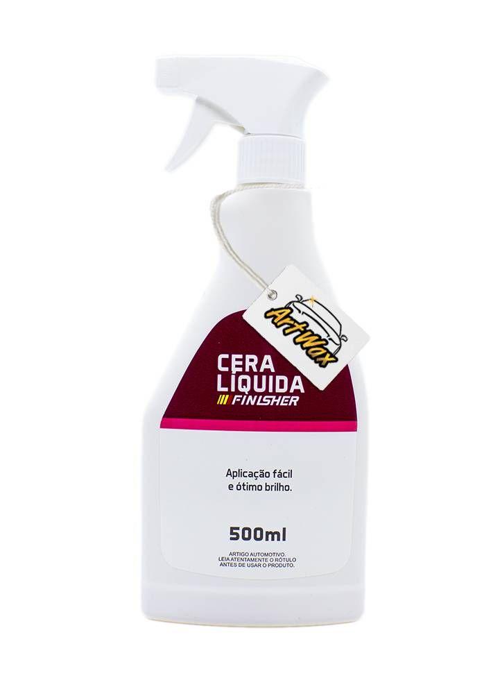 Finisher Cera Liquida 500ml
