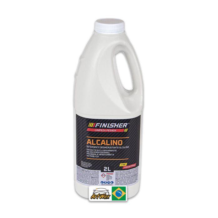 Finisher Desincrustante Alcalino 2L