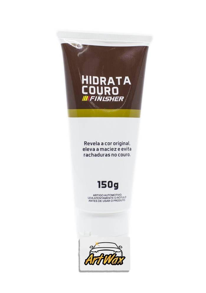 Finisher Hidrata Couro Bisnaga - 150g