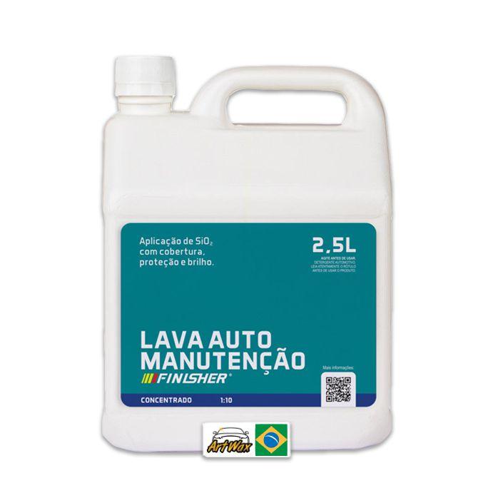 Finisher Lava Auto Manutenção 2,5L