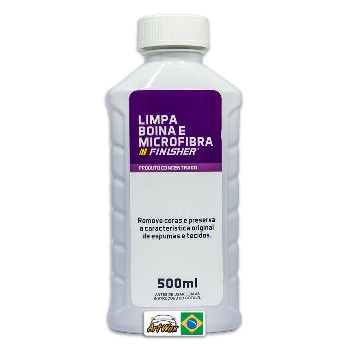 Finisher Limpa Boina e Microfibra 500ml