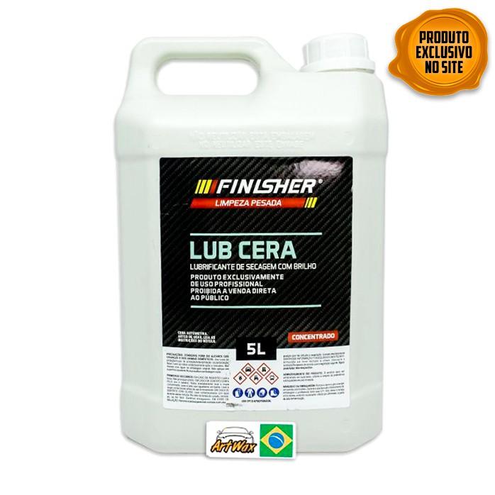 Finisher Lub Cera 5L Concentrado - Cera e Lubrificante