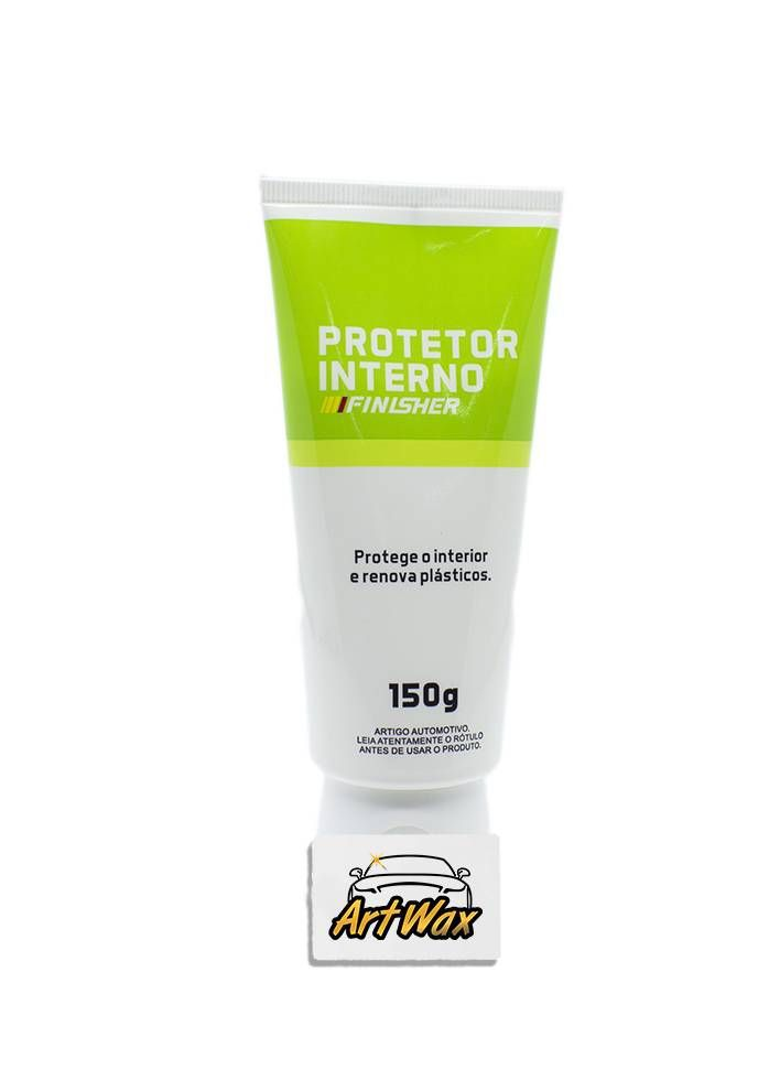 Finisher Protetor Interno Bisnaga - 150g