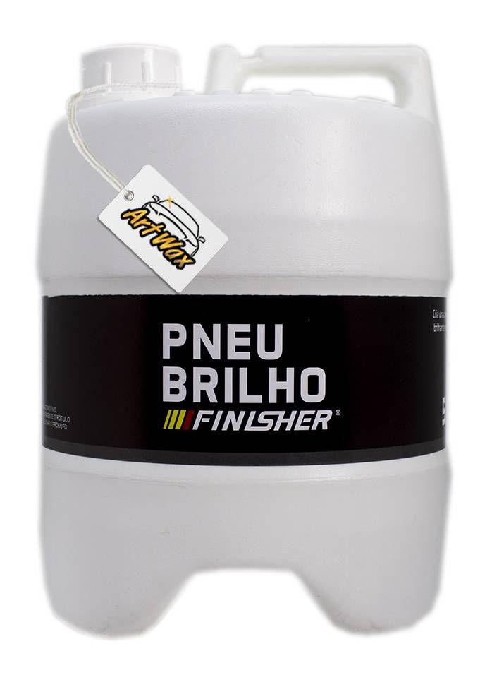Finisnher Pneu Brilho 5L