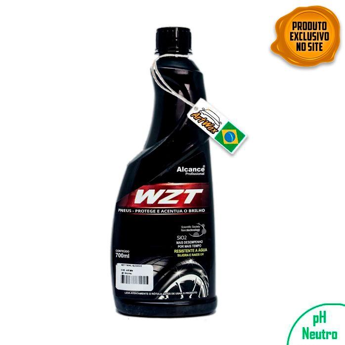 Gel de Pneu Alcance WZT 700 ml