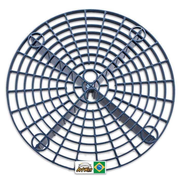 Grelha Separadora de Particula Azul Avulsa Detailer