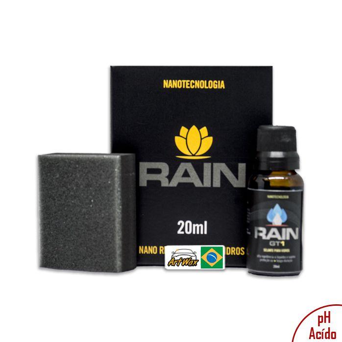 GT Rain Selante para vidros Automotivos Easytech - 20 ml