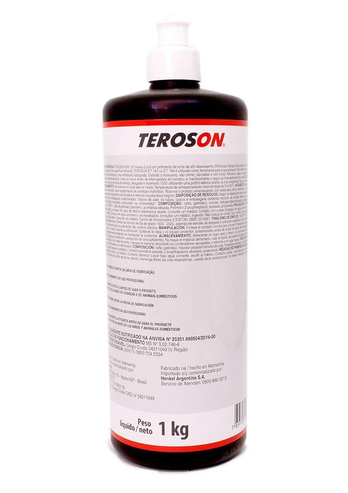 Henkel Teroson WX 157 HP Corte Pesado - 1L
