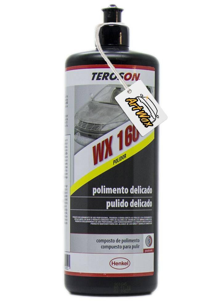 Henkel Teroson WX 160 Composto Polidor Corte 1L