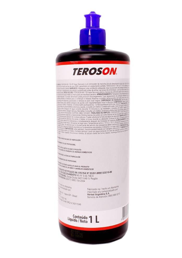 Henkel Teroson WX 178 Haze Remover - Lustrador - 1L