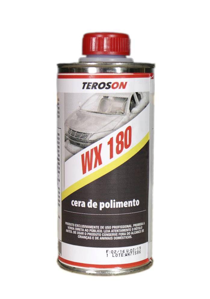 Henkel Teroson WX 180 Cera de Polimento - 250ML
