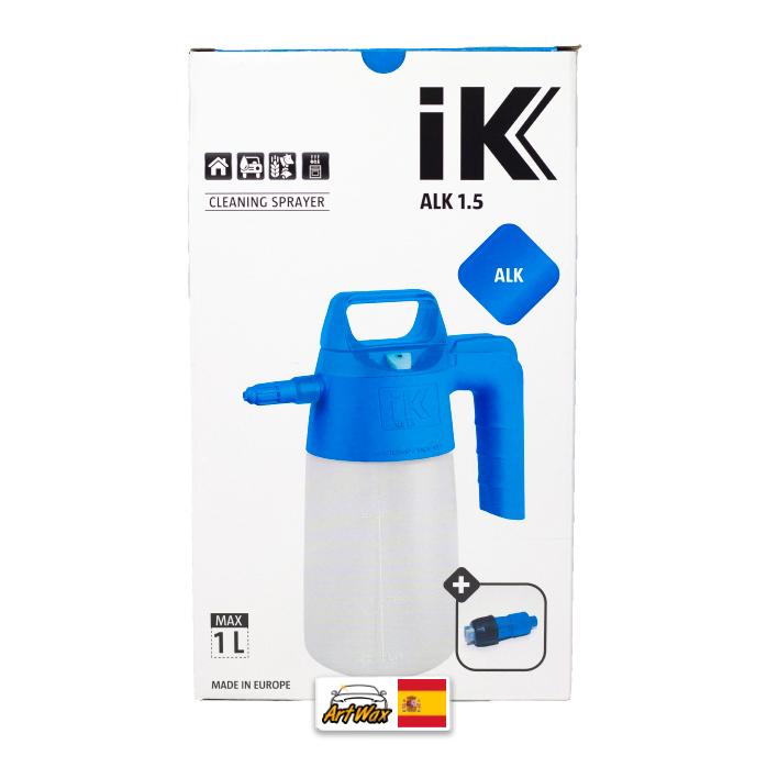 IK Alkaline ALK 1.5 Pulverizador Alcalinos