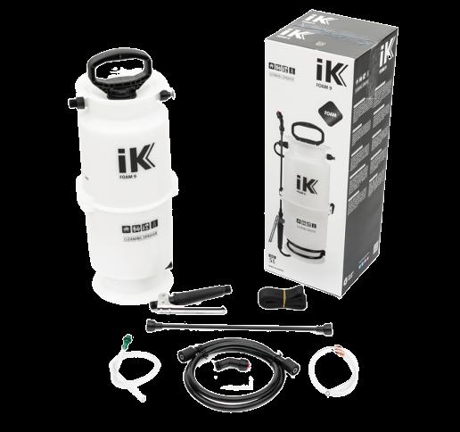 Ik Foam-9 Pulverizador Gerador de Espuma Resistente a Ácidos
