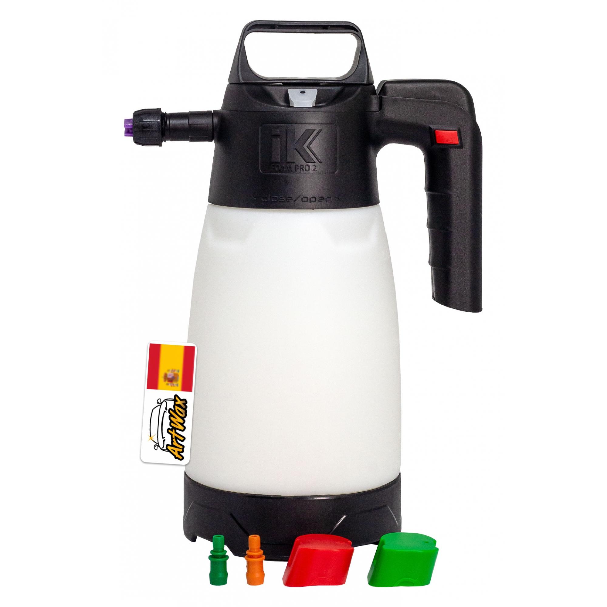 IK Foam Pro 2 - Pulverizador Profissional Espuma Densa