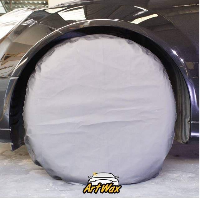 Jogo de capa de roda automotiva Gran Finale