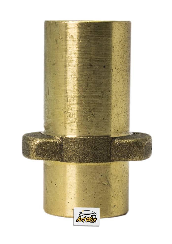 Kers Adaptador Para Canhão de Espuma Serie K - Latão MO-104
