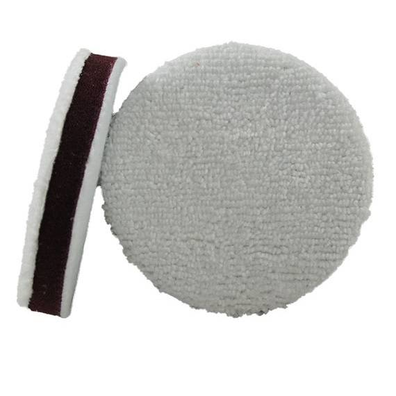 Kers Boina de Microfibra Roxa (corte) 3´´