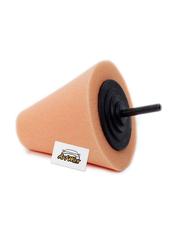 Kers - Cone para polimento de rodas (uso Parafusadeiras / Furadeiras) 1un