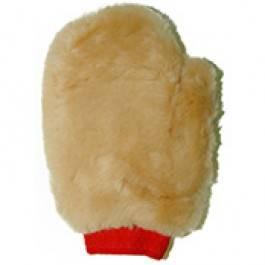 Kers - Luva lã de Carneiro Branca - (1un)