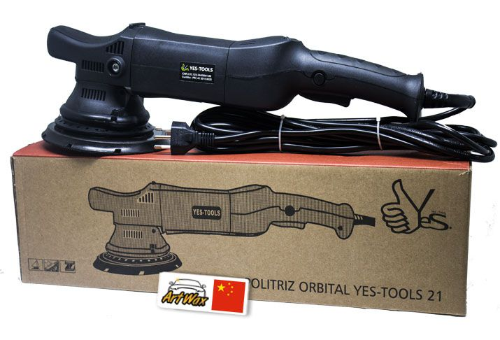 Kers Politriz Roto Orbital Yes Tools 21 PK22 - 220v/60hz 900w
