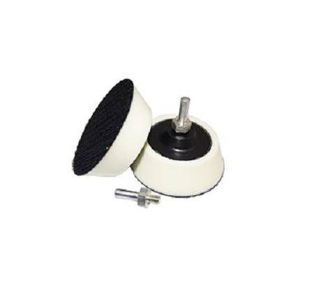 Kers - Suporte para Boinas com Velcro Branco Flexível em EVA - Drill/Parafusadeira - 3´´