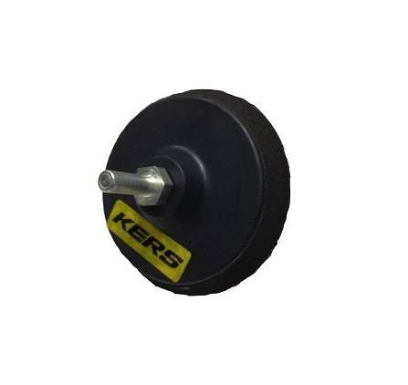Kers Suporte para Boinas com Velcro e Adaptador para uso com Drill / Parafusadeira - 3´´