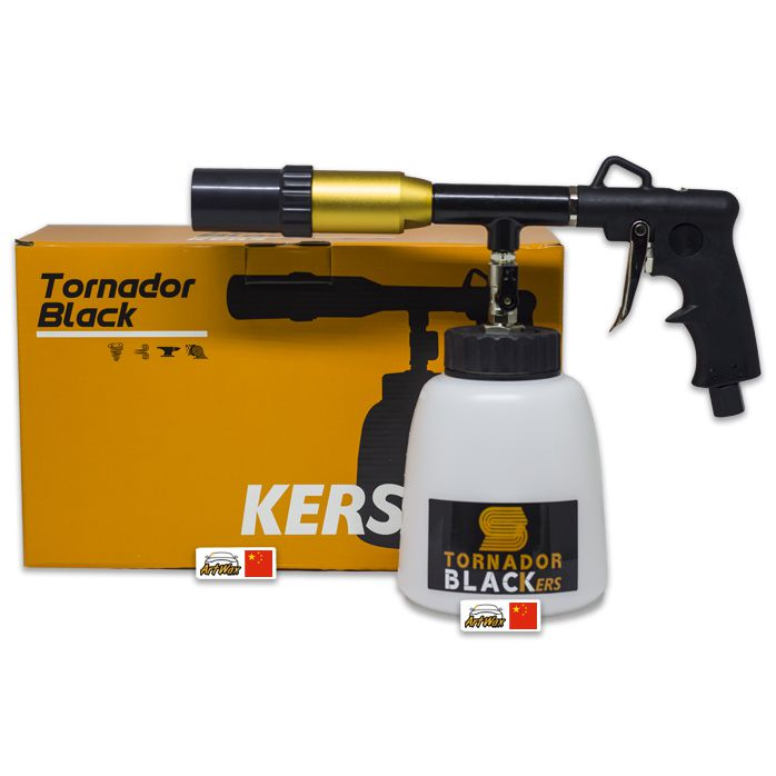 Kers Tornador Black - Reservatorio 900ml