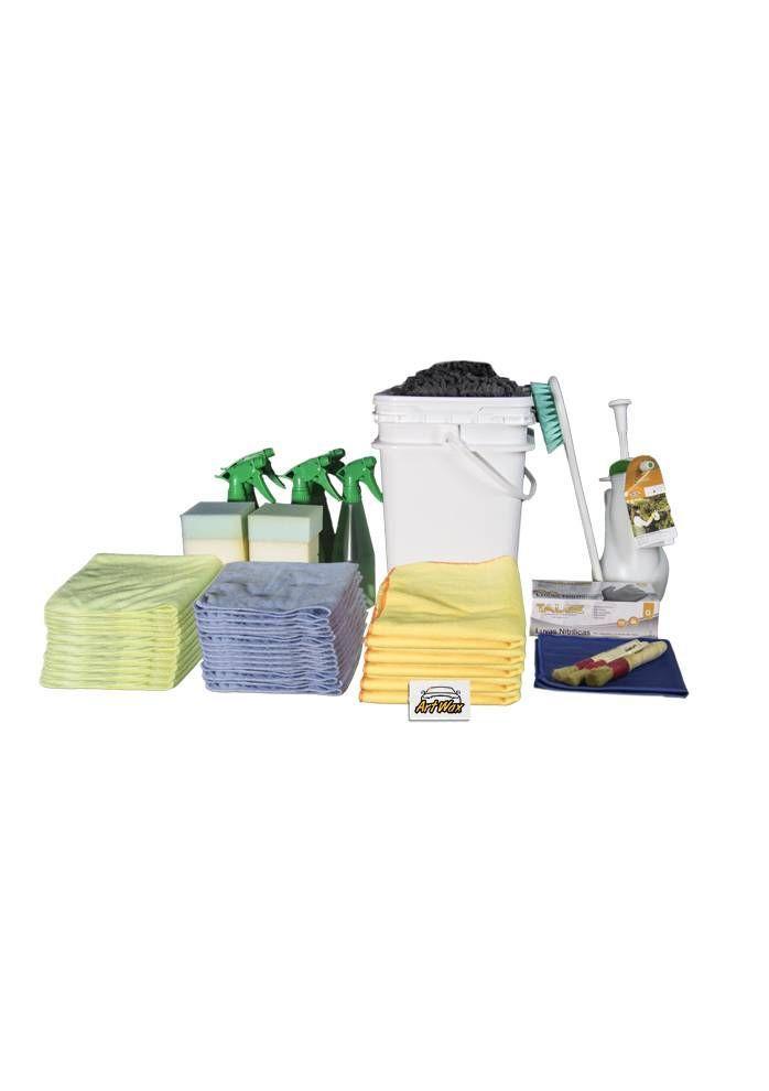 Kit Completo de Acessórios Lavagem ecológica