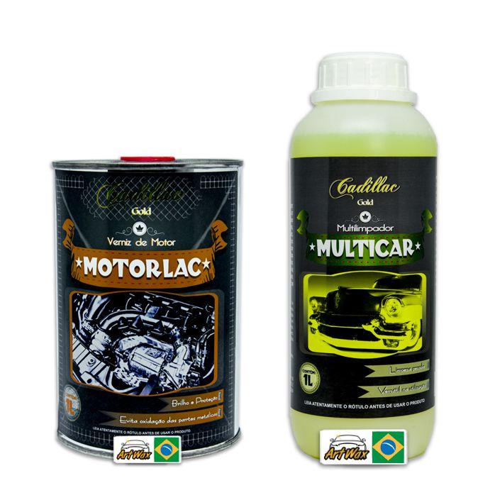 Kit Lavagem De Motor Cadillac 1L