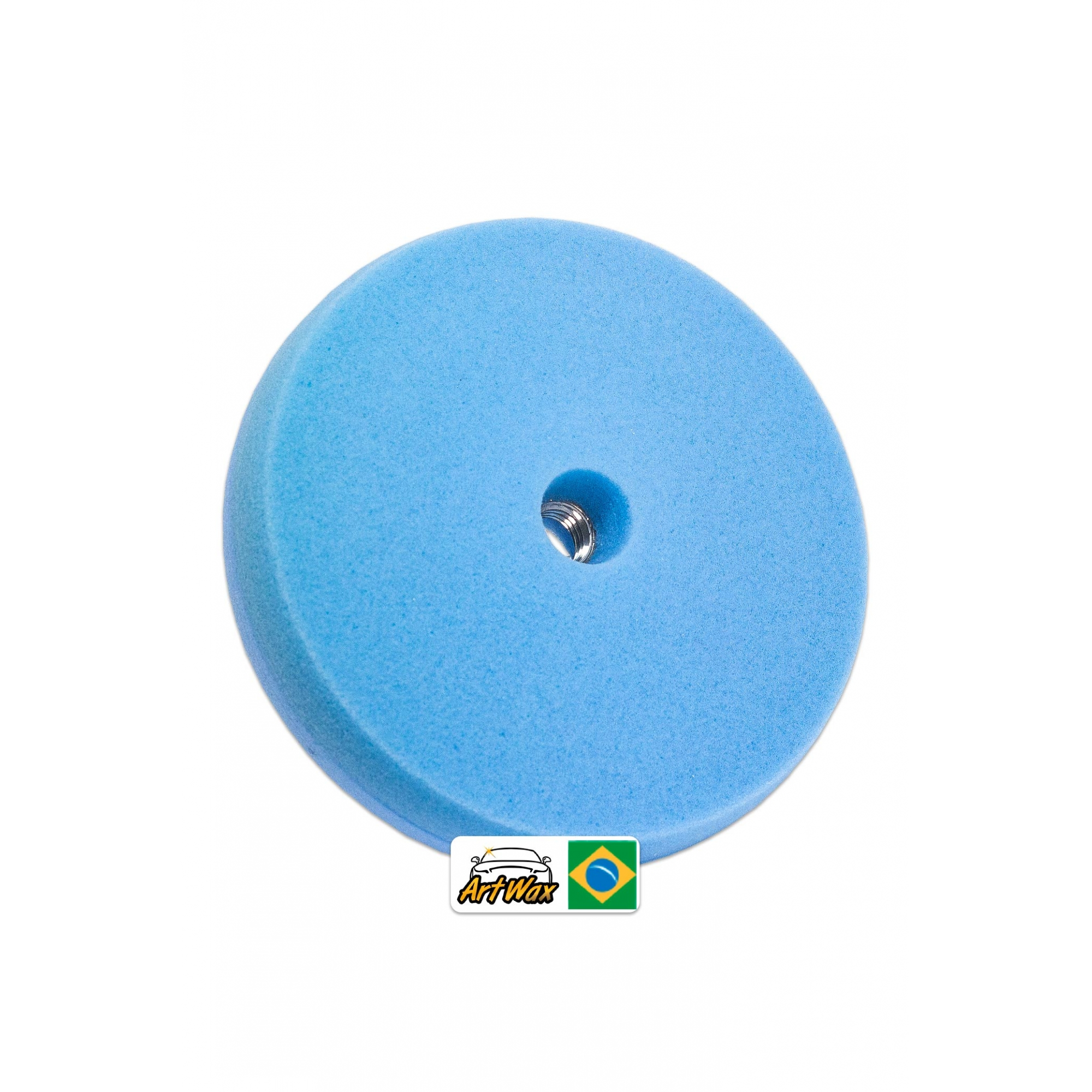 Lincoln Boina Dupla Face Espuma Azul 6