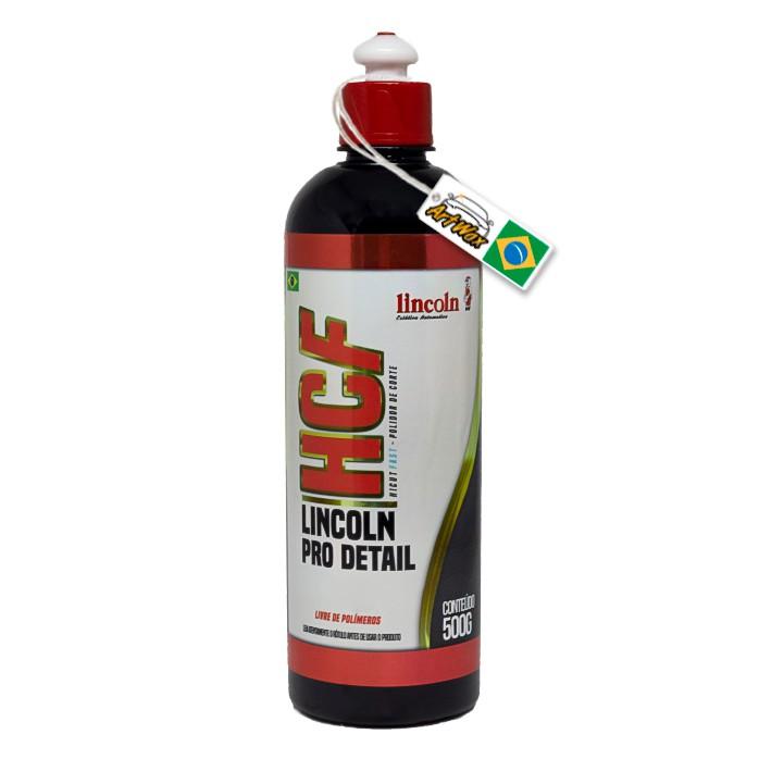 Lincoln Hi Cut Fast HCF 500ml - Polidor de Corte com Refino