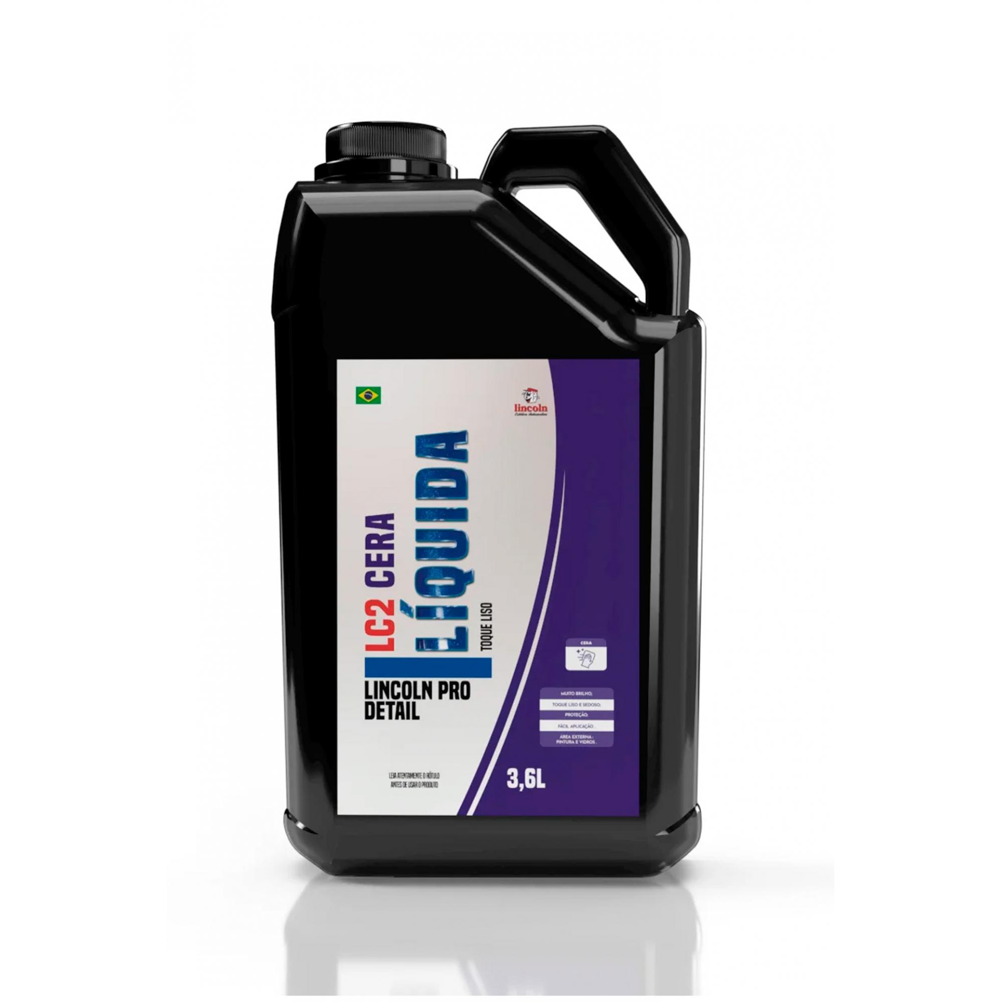 Lincoln LC2 Cera Liquida Toque Liso 3,6L