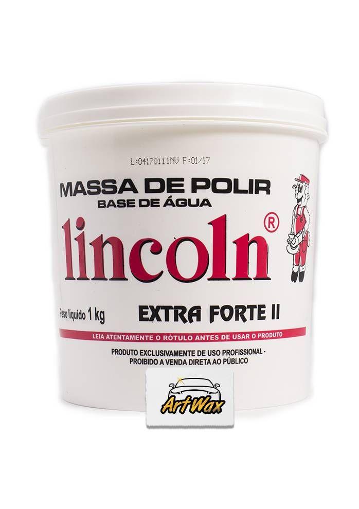 Lincoln Massa de Polir Extra Forte II (1kg)