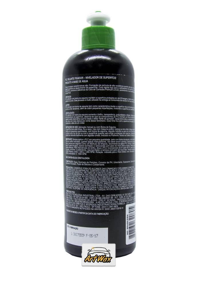 Lincoln PLC Selante Fixador 500g - Fase Proteção