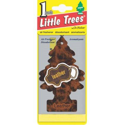 Little Trees Leather - Aromatizantes Pinheirinho