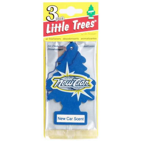Little Trees New Car Scent - Aromatizantes Pinheirinho