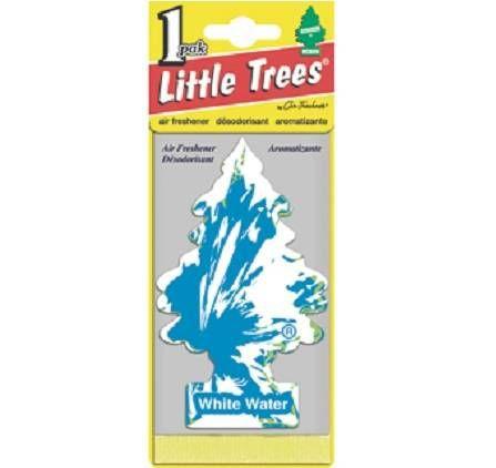 Little Trees White Water - Aromatizantes Pinheirinho