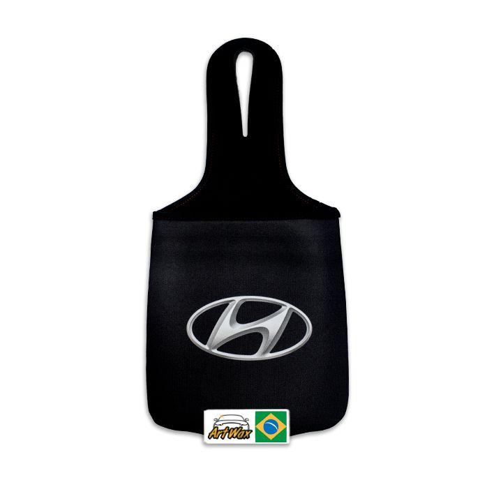 Lixeira Automotiva Neoprene Hyundai